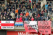 supporters of FC Utrecht