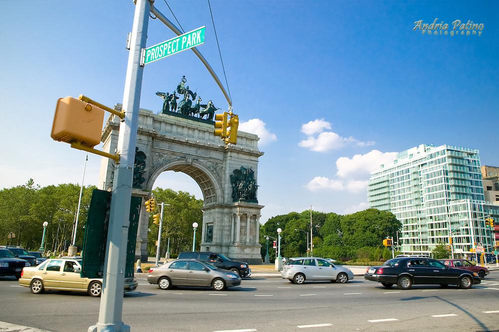 Grand Army Plaza, Brooklyn