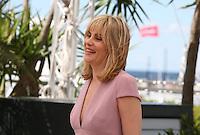 Actress Emmanuelle Seigner at Venus in Fur - La Venus A La Fourrure Photocall Cannes Film Festival On Saturday 26th May May 2013