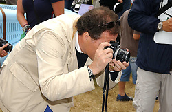 """LORD LINLEY at the Goodwood Festival of Speed on 9th July 2006.  Cartier sponsored the """"Style Et Luxe' for vintage cars on the final day of this annual event at Goodwood House, West Sussex and hosted a lunch.<br /><br />NON EXCLUSIVE - WORLD RIGHTS"""
