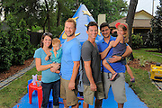 Filming of My Yard Goes Disney to show on the HGTV network...<br /> <br /> ©2011 Scott A. Miller