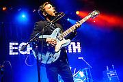 Jamie Sierota/Echosmith performing live at the Regency Ballroom concert venue in San Francisco, CA on March 25, 2015
