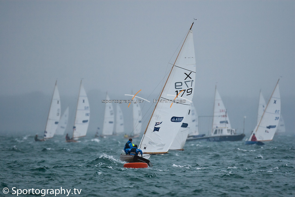 Aberdeen Asset Management - Cowes Week 2011 - XOD Centenry Race, Thursday 11th August 2011