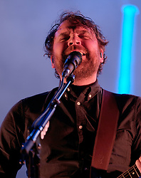 "Lead singer of Frightened Rabbit reported missing, Wednesday, 9th May 2018<br /> <br /> Scott Hutchison (36), lead singer of Scottish band ""Frightened Rabbit"" has been reported missing to Police.<br /> <br /> Photographed at The Night Afore concert in Edinburgh, 30th December 2016<br /> <br /> Alex Todd 