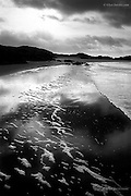 The far beach on the tiny island of Ynys Llanddwyn<br />