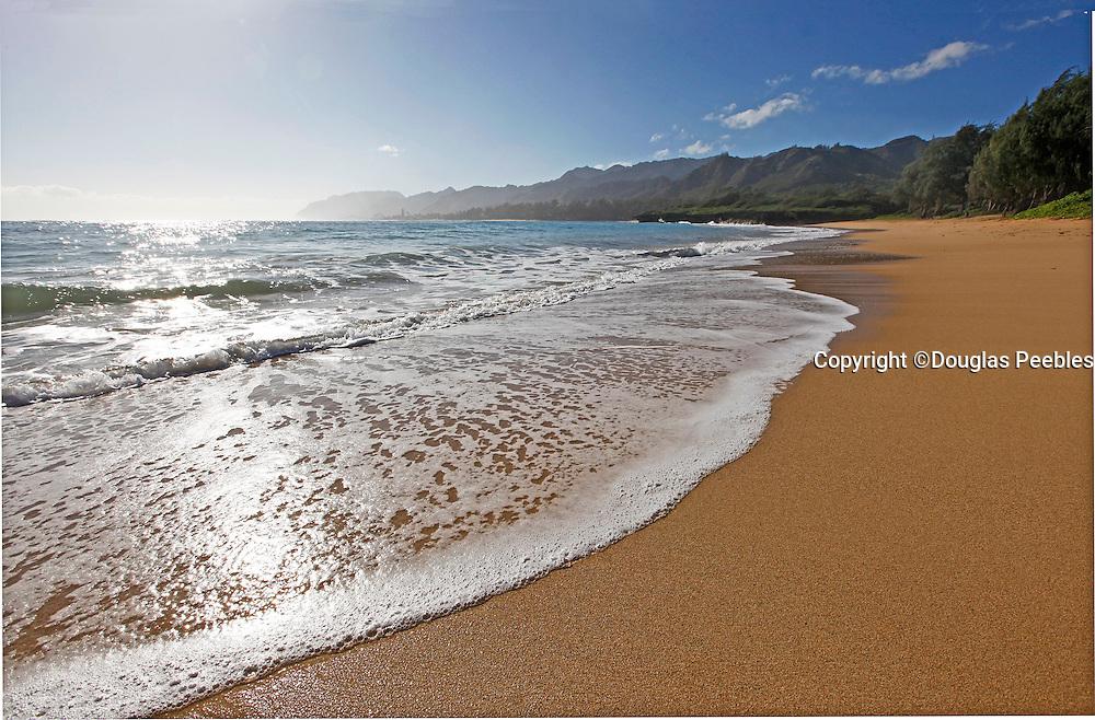 Laie Beach Park, Windward Oahu, Hawaii