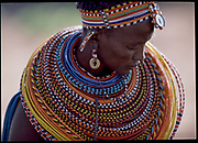 Samburu Beads, Kenya, July, 2002