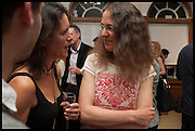 THERESA SIMON; JUUL KRAIJER, The wapping project Mayfair opening in Dover St. London. 17 September 2014.