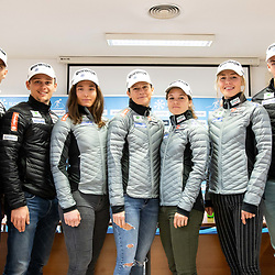 20191108: SLO, Nordic Ski - Press conference of Slovenian Cross Country team before new season