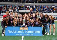 finale Meisjes B A'dam-Kampong