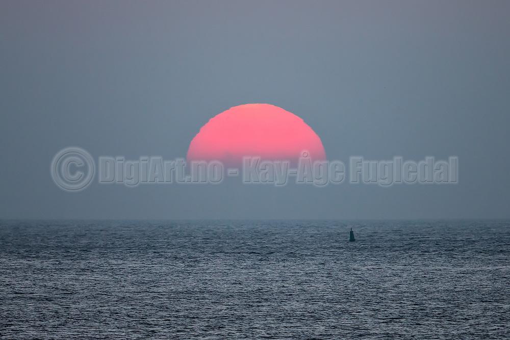 Sunset   Solnedgang