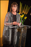 Dame Carolyn McCall, Veuve Clicquot 2014 Business Woman of the Year Awards . Claridge's. LONDON. 12 May 2014.