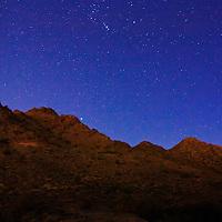 Stars over the San Tans - Queen Creek, AZ