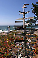 Cape Montara Direction Signs