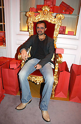 EVGENY LEBEDEV at Garrard's Winter Wonderland party held at their store 24 Albermarle Street, London W1 on 30th November 2006.<br />