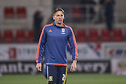 Middlesbrough midfielder, on loan from Southampton, Gaston Ramirez (21)  during the Sky Bet Championship match between Rotherham United and Middlesbrough at the New York Stadium, Rotherham, England on 8 March 2016. Photo by Simon Davies.