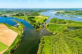 Maasoeverpark: nieuwe natuur tussen Den Bosch en Sint-Andries