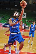 DESCRIZIONE : Firenze I&deg; Torneo Nelson Mandela Forum Italia Bulgaria<br /> GIOCATORE : Marco Belinelli<br /> SQUADRA : Nazionale Italia Uomini <br /> EVENTO : I&deg; Torneo Nelson Mandela Forum <br /> GARA : Italia Bulgaria<br /> DATA : 18/07/2010 <br /> CATEGORIA : Tiro<br /> SPORT : Pallacanestro <br /> AUTORE : Agenzia Ciamillo-Castoria/M.Gregolin<br /> Galleria : Fip Nazionali 2010 <br /> Fotonotizia : Firenze I&deg; Torneo Nelson Mandela Forum Italia Bulgaria<br /> Predefinita :