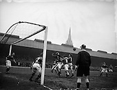 1953 - Bohemians v Limerick at Dalymount Park