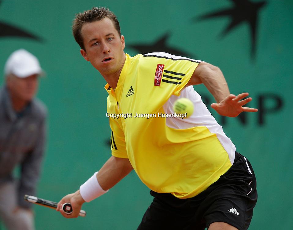 French Open 2009, Roland Garros, Paris, Frankreich,Sport, Tennis, ITF Grand Slam Tournament,..Philipp Kohlschreiber (GER)..Foto: Juergen Hasenkopf..