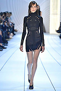 Mugler Women's Fall 2015