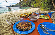 Food from Palawan Island, Philippines