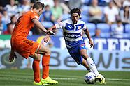 Reading v Ipswich Town 16/08/2014