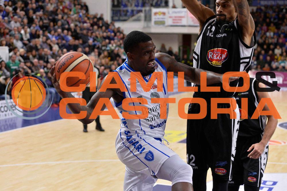 SASSARI 08 GENNAIO 2017<br /> LegaBasket Serie A 2016/2017<br /> Dinamo Banco di Sardegna Sassari - Pasta Reggia Juve Caserta<br /> NELLA FOTO Darius Johnson-Odom<br /> FOTO CIAMILLO