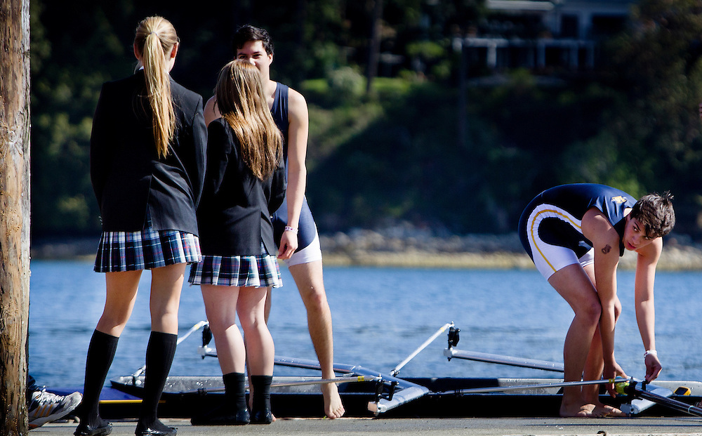 Brentwood International Rowing regatta
