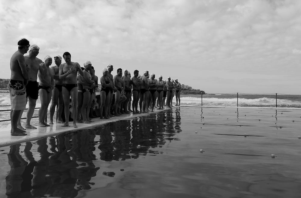 Bondi swim 1, Sydney