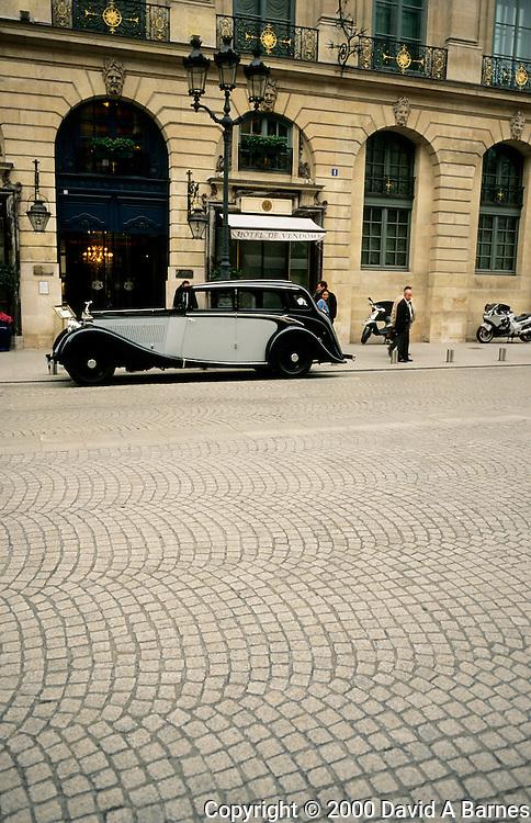 Hotel Vendome, rue Castiglione, Paris, France