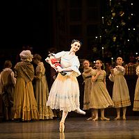 London Dec 12 Dress rehersal for  by The Royal Ballet of The Nutcracker at the Royal Opera House<br /> Please telephone : +44 (0)845 0506211 for usage fees <br /> ***Licence Fee's Apply To All Image Use***<br /> IMMEDIATE CONFIRMATION OF USAGE REQUIRED<br /> *Unbylined uses will incur an additional discretionary fee!*<br /> XianPix Pictures  Agency  tel +44 (0) 845 050 6211 e-mail sales@xianpix.com www.xianpix.com