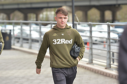 January 26, 2019 - Rotherham, England, United Kingdom - Jamie Shackleton of Leeds United before the Sky Bet Championship match between Rotherham United and Leeds United at the New York Stadium, Rotherham, England, UK, on Saturday 26th January 2019. (Credit Image: © Mark Fletcher/NurPhoto via ZUMA Press)