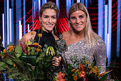 18-12-2019 NED: Sports gala NOC * NSF 2019, Amsterdam<br /> The traditional NOC NSF Sports Gala takes place in the AFAS in Amsterdam / Estavana Polman, Angela Malestein
