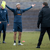 St Johnstone Training…27.03.18<br />
