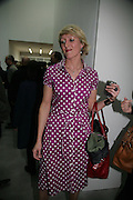 ISABELLA MACPHERSON, private view  of new exhibition by Tim Stoner , Alison Jacques Gallery in new premises in Berners St., London, W1 ,Afterwards across the rd. at the Sanderson Hotel. 3 May 2007. DO NOT ARCHIVE-© Copyright Photograph by Dafydd Jones. 248 Clapham Rd. London SW9 0PZ. Tel 0207 820 0771. www.dafjones.com.