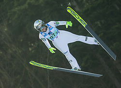 ROGELJ Spela (SLO) during First round on Day 1 of FIS Ski Jumping World Cup Ladies Ljubno 2020, on February 22th, 2020 in Ljubno ob Savinji, Ljubno ob Savinji, Slovenia. Photo by Matic Ritonja / Sportida