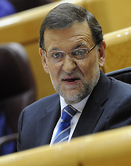AUG 01 2013 Mariano Rajoy Corruption Charges