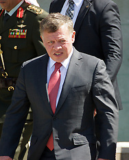 Wellington-King Abdullah II ibn Al Hussein, Jordan, National War Memorial