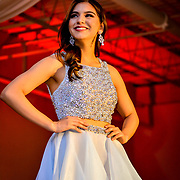 Evening Gown portion for the Teen division at  the 2018 Miss El Paso America Beauty Pageant, El Paso Texas March 3, 2018 , Andres Acosta / El Paso Herald-Post