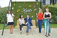 Photocall Jury Revelation Zabou Breitman, Geraldine Nakache, Stanley Weber, Alice Isaaz, Rachelle Lefevre of the 41st Deauville American Film Festival on September 5, 2015 in Deauville, France. Pics: Geraldine Nakache