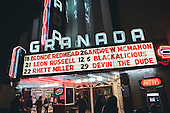 BlondeRedhead at Granada