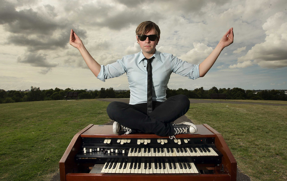 ORGAN IN ROCK is back again! Lachlan Doley - Hammond Organ (The Hands, Powderfinger) for his show at The Vanguard in Newtown.