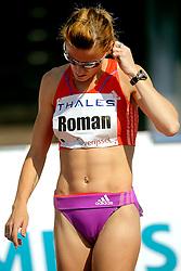 27-05-2012 ATLETIEK: FBK GAMES: HENGELO.Sonja Roman SLO op de 1500 m.©2012-FotoHoogendoorn.nl..