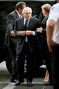 Manhattan, New York, USA, :   Former IMF chief Dominique Strauss-Kahn pleaded not guilty on Monday to charges he sexually assaulted a New York hotel maid in a case that cost him his job and a chance at the French presidency.<br /> Photo: Orjan F. Ellingvag/ Dagens Naringsliv