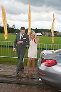 MOLLIE KING, The Veuve Clicquot Gold Cup Final.<br /> Cowdray Park Polo Club, Midhurst, , West Sussex. 15 July 2012.