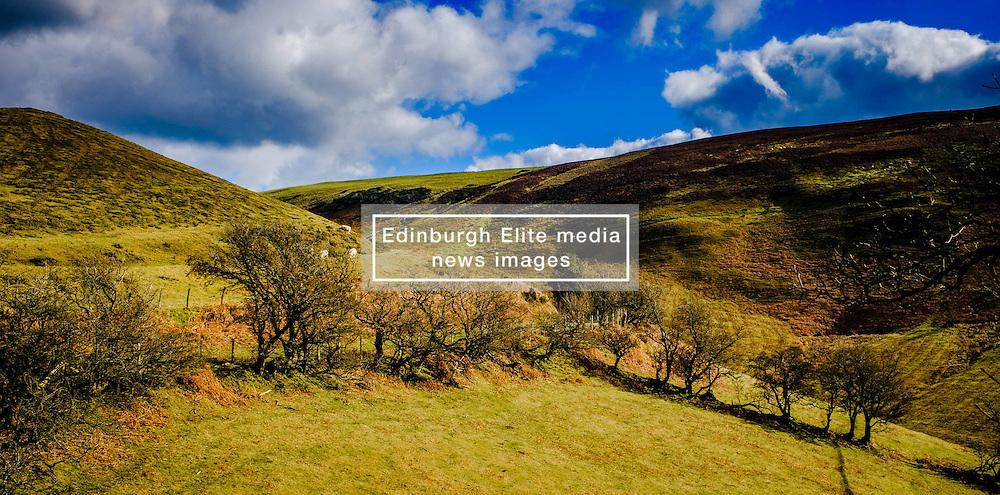 North Wales landscape near Llangwyfan<br /> <br /> (c) Andrew Wilson | Edinburgh Elite media
