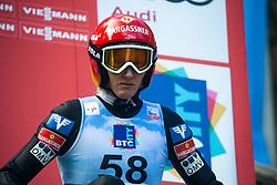 RASCHKO-STOLZ Daniela (AUT) during practice round on Day 1 of FIS Ski Jumping World Cup Ladies Ljubno 2020, on February 22th, 2020 in Ljubno ob Savinji, Ljubno ob Savinji, Slovenia. Photo by Matic Ritonja / Sportida