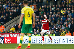 Marley Watkins of Bristol City comes on against his former club Norwich City  - Mandatory by-line: Phil Chaplin/JMP - FOOTBALL - Carrow Road - Norwich, England - Norwich City v Bristol City - Sky Bet Championship