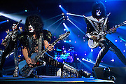 KISS begins the start of their residency at The Joint within the Hard Rock Hotel.
